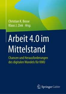 Arbeit 4.0 im Mittelstand, Buch