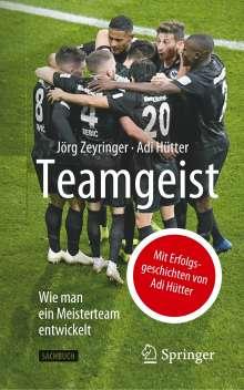 Jörg Zeyringer: Teamgeist, Buch