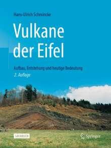 Hans-Ulrich Schmincke: Vulkane der Eifel, Buch