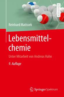 Reinhard Matissek: Lebensmittelchemie, Buch