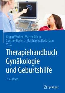 Therapiehandbuch Gynäkologie und Geburtshilfe, Buch