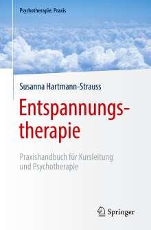 Susanna Hartmann-Strauss: Entspannungstherapie, Buch