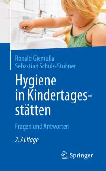 Ronald Giemulla: Hygiene in Kindertagesstätten, Buch