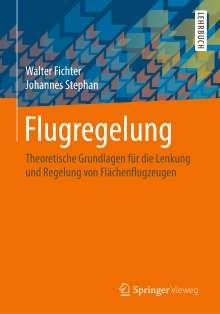 Walter Fichter: Flugregelung, Buch