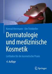 Konrad Herrmann: Dermatologie und medizinische Kosmetik, Buch