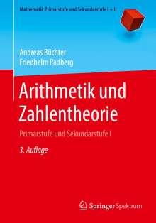 Andreas Büchter: Arithmetik und Zahlentheorie, Buch