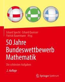 50 Jahre Bundeswettbewerb Mathematik, Buch