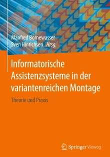 Informatorische Assistenzsysteme in der variantenreichen Montage, Buch
