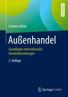 Clemens Büter: Außenhandel, Buch