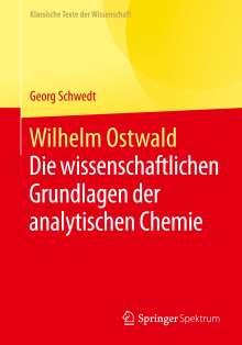 Georg Schwedt: Wilhelm Ostwald, Buch