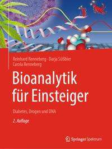 Reinhard Renneberg: Bioanalytik für Einsteiger, Buch