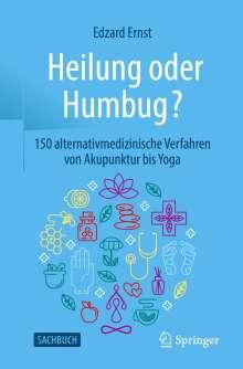 Edzard Ernst: Heilung oder Humbug?, Buch