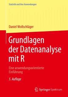 Daniel Wollschläger: Grundlagen der Datenanalyse mit R, Buch