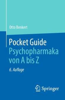 Otto Benkert: Pocket Guide Psychopharmaka von A bis Z, Buch