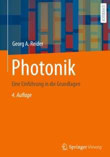 Georg A. Reider: Photonik, Buch