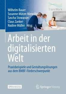 Arbeit in der digitalisierten Welt, Buch