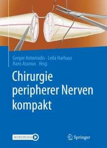 Chirurgie peripherer Nerven kompakt, Buch