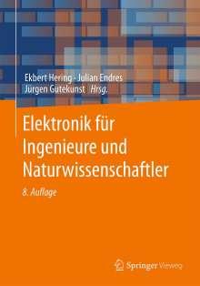 Elektronik für Ingenieure und Naturwissenschaftler, Buch