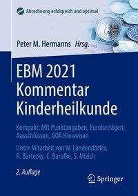 EBM 2021 Kommentar Kinderheilkunde, Buch