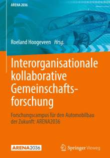 Interorganisationale kollaborative Gemeinschaftsforschung, Buch