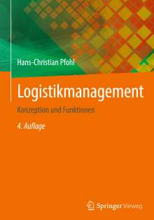 Hans-Christian Pfohl: Logistikmanagement, Buch
