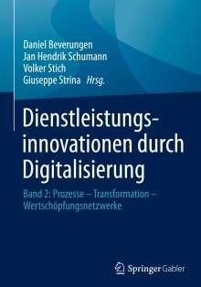 Dienstleistungsinnovationen durch Digitalisierung, Buch