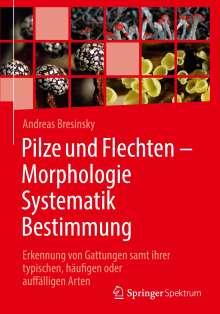 Andreas Bresinsky: Pilze und Flechten - Morphologie, Systematik, Bestimmung, Buch