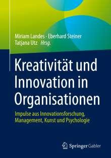 Kreativität und Innovation in Organisationen, Buch