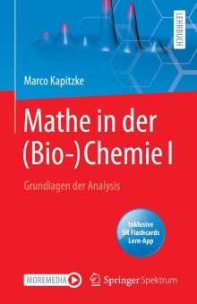 Marco Kapitzke: Mathe in der (Bio-)Chemie I, 1 Buch und 1 eBook