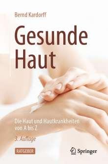 Bernd Kardorff: Gesunde Haut, Buch