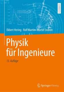 Ekbert Hering: Physik für Ingenieure, Buch