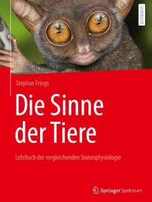 Stephan Frings: Die Sinne der Tiere, Buch
