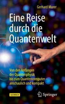 Gerhard Murer: Eine Reise durch die Quantenwelt, Buch