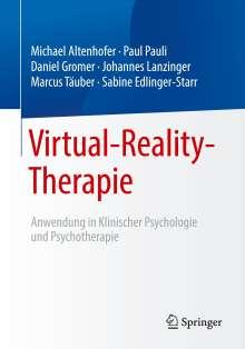 Paul Pauli: Virtual-Reality-Therapie, Buch