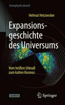 Helmut Hetznecker: Expansionsgeschichte des Universums, Buch