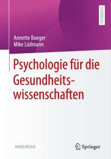 Annette Boeger: Psychologie für die Gesundheitswissenschaften, Buch