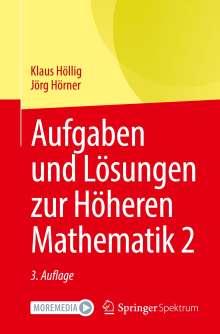 Klaus Höllig: Aufgaben und Lösungen zur Höheren Mathematik 2, Buch