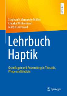 Stephanie Margarete Müller: Lehrbuch Haptik, Buch