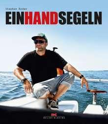 Stephan Boden: Einhandsegeln, Buch