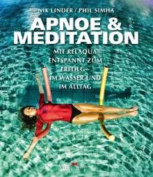 Nik Linder: Apnoe und Meditation, Buch