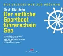 Kurt Graf: Der amtliche Sportbootführerschein See, Buch