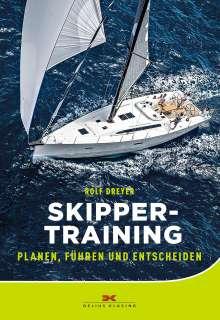 Rolf Dreyer: Skippertraining, Buch