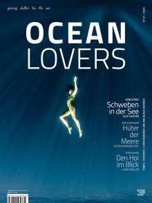 Joachim Hellinger: Ocean Lovers, Buch