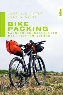 Justin Lichter: Bikepacking, Buch