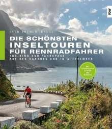 Die schönsten Inseltouren für Rennradfahrer, Buch