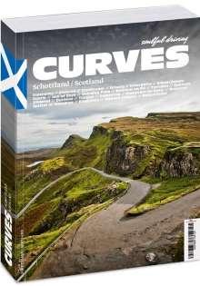 Stefan Bogner: CURVES 08. Schottland, Buch