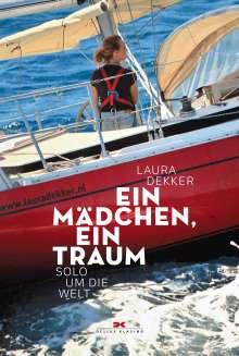 Laura Dekker: Ein Mädchen, ein Traum, Buch