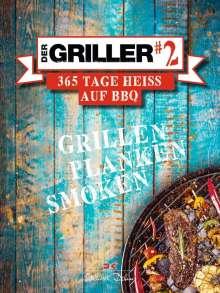 Der Griller #2, Buch