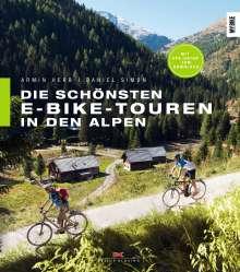 Armin Herb: Die schönsten E-Bike-Touren in den Alpen, Buch