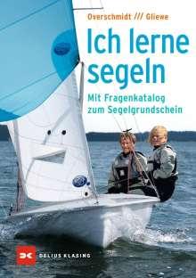 Ramon Gliewe: Ich lerne segeln, Buch